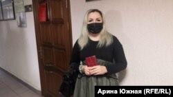 Светлана Жидких на суде
