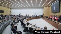 Состанок на Северноатлантскиот совет во Брисел