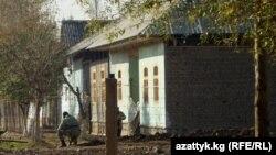 Кыргыз-өзбек чек арасы