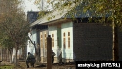 Чек арадагы үйлөр