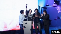 «Дорианз» признана лучшей рок-группой 2009 года