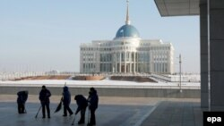 Астана, Ақорда. (Көрнекі сурет)