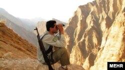 یک محیط بان در ایران