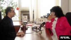 İlqar Rəsul və Zeynəb Xanlarova