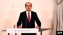 الکساندر شالنبرگ، صدراعظم جدید اتریش