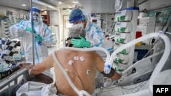 'Većina nije vakcinisana': Agonija na intezivnoj nezi u Bukureštu