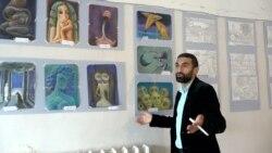 «Խոպանն ստիպում է խոսել, չնայած այնտեղ քեզ լսող չկա». ալավերդցի ինքնուս նկարիչ