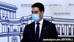 ՊԵԿ նախագահ Ռուստամ Բադասյան