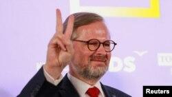 """Лидерът на """"Заедно"""" (Spolu) Петр Фала може да замени Андрей Бабиш като министър-председател на Чехия"""