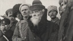 Григорий Потанин, Томск. 1918 год