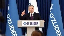 В Узбекистане 7-й раз выбирают президента, но лишь раз кандидат от власти боролся с представителем оппозиции. Это было в 1991 году