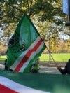 Акция евроичкерийцев в Страсбурге, 9 октября
