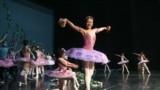 Rin Okuno, ballet dancer of the Bucharest National Opera.