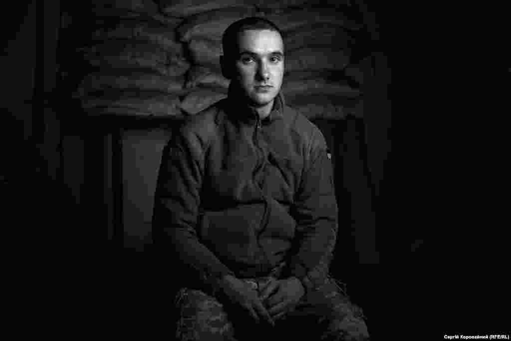 Виталий Хараустенко, 26 лет, солдат
