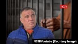 Ioan Clămparu a acordat din închisoare un singur interviu, postului de televiziune NCN din Cluj-Napoca.