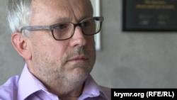Київ, 2021 рік, естонський бізнесмен Ґіллар Тедер