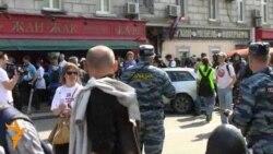 Белый город - Владимиру Путину ч2 (задержания)