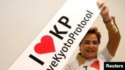 BMT təmsilçisi Patricia Espinosa