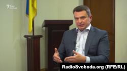 Артем Ситник, директор Національного антикорупційного бюро України. Київ, серпень 2020