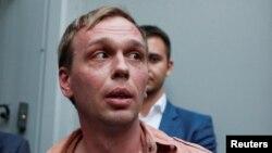Լրագրող Իվան Գոլունով, արխիվ