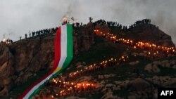 Kurdska proslava Norouza u Iraku