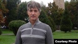 Bitola independent candidate for mayor Jorgo Ognenovski