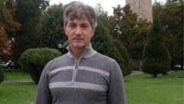 Јорго Огненовски, македонски актер од Холивуд, кандидат за градоначалник на Битола.