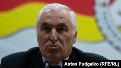 Леонид Тибилов, раисиҷумҳури Осетияи Ҷанубӣ