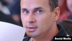 Ukrainaly kinorežissýor Oleh Sentsow