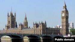 Британиянын парламенти жана Биг-Бен мунарасы, Вестминстер, Лондон, Англия.