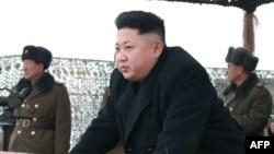 Солтүстік Корея президенті Ким Чен Ын.