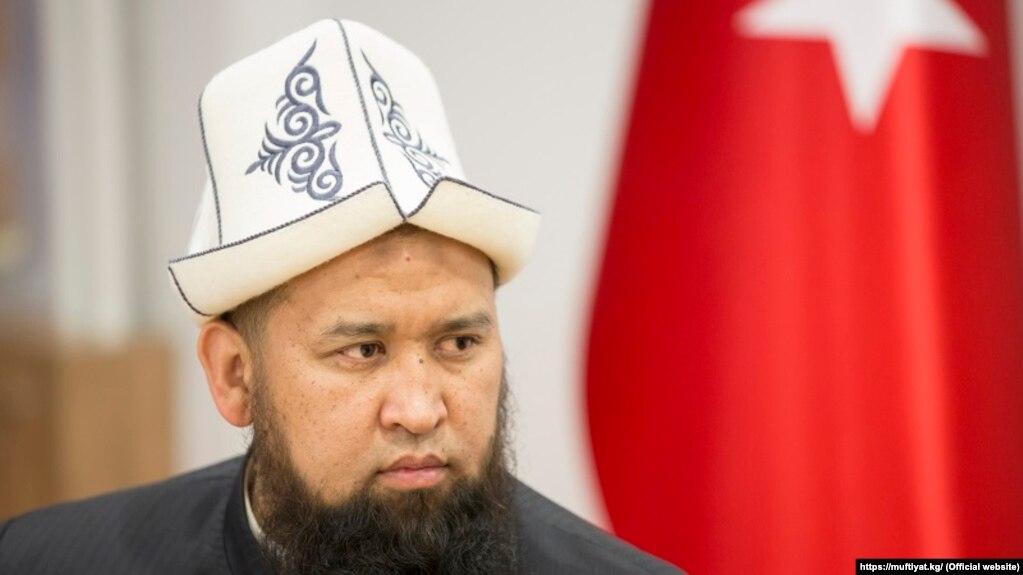 В Кыргызстане спецслужбы задержали муфтия