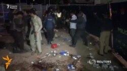 Покистон: Лаҳордаги террор ҳужумида камида 72 одам ҳалок бўлди