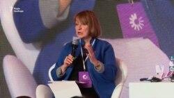 Що говорили на Українському жіночому конгресі про представництво жінок у владі