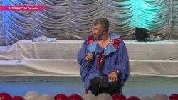 Мадонне помогли таджикские поклонники