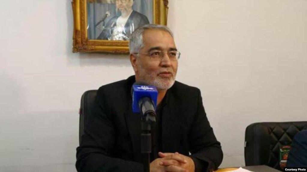 محمود ساداتی ، قاضی دادگاه نوید افکاری که حکم به اعدام او داد