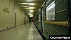 Ташкентское метро. Архивное фото