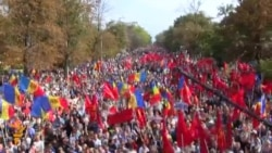 Moldovan Capital Sees More Mass Protests