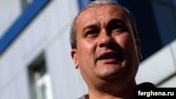 Uzbek journalist Bobomurod Abdullaev was detained in Kyrgyzstan in August and later extradited to Uzbekistan.