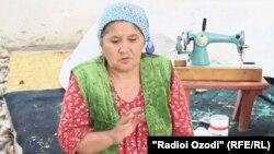 Сафарой Аралова, бабушка Абдулло