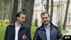 Аркадий Дворкович - помощник президента Дмитрия Медведева по экономике