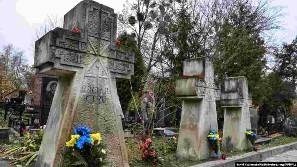 Вироків на 550 років ув'язнення отримали сукупно члени Української Гельсінської групи