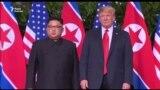 Трамп менен Кимдин тарыхый жолугуусу