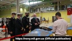 У грудні 2020 року Україна та Туреччина підписали угоду про передачу технологій виробництва корветів ADA і ударних БПЛА Bayraktar