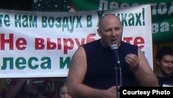 Михаил Бекетов - еще до трагедии