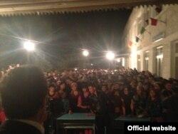 "Сурат ""Ўзбекнаво"" эстрада бирлашмасининг расмий веб саҳифасидан олинди"