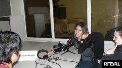 Լուարա Հայրապետյանը «Մաքսլիբերթի»-ի հյուրասրահում
