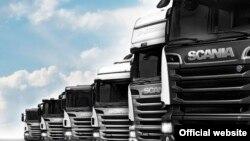 اسکانیا سالانه پنج تا شش هزار کامیون و اتوبوس به ایران می فروشد.