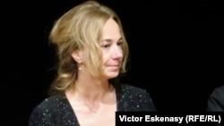 Marina Constantinescu la comemorarea în cadrul Festivalului a regretatului compozitor Adrian Enescu