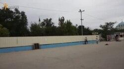 Набережная имени Терешковой в Евпатории (видео)